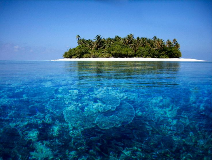 35 places to swim in world's clearest water