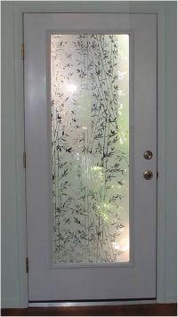 Decorative Bamboo Window and Door Film