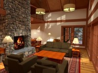 Great Room Fireplace   Home Decor Ideas   Pinterest