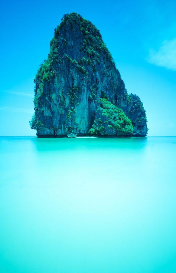 500px / Time Standing Still by Shann Biglione Railay Beach. Thailand