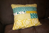 Handmade pillow | Homemade | Pinterest