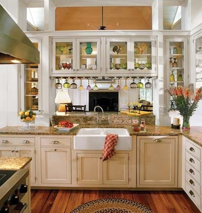 Southern Living kitchen  My Dream Home  Pinterest