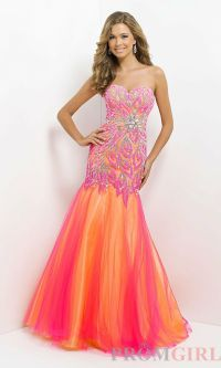 multi color prom dresses   Prom & Homecoming Dresses ...