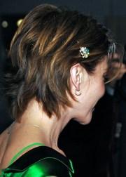 short hairstyles ears