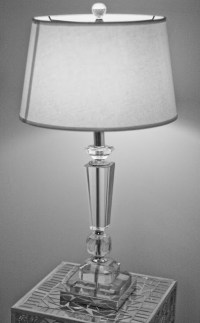 Homegoods lamp :