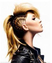 cool hair design girls