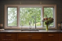 Large open window above kitchen sink | Home | Pinterest