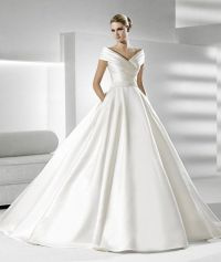 Grace Kelly 1950s inspired wedding dress | Chic Vintage ...