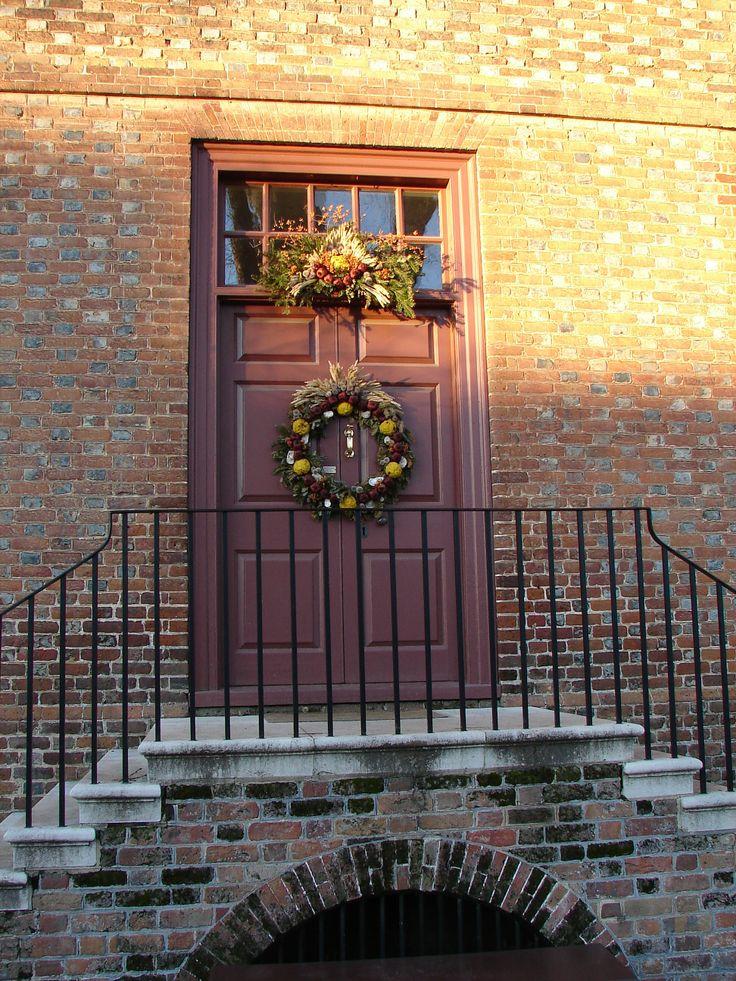 Williamsburg Interiors At Christmas Images