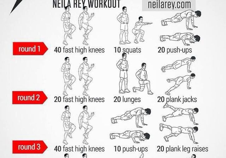Abs Exercises At Home