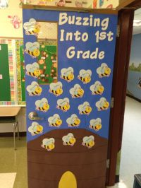 classrom doors decorations for pinterest | just b.CAUSE
