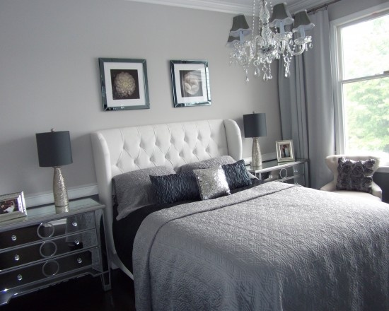 Old Hollywood Glamour Home Decor