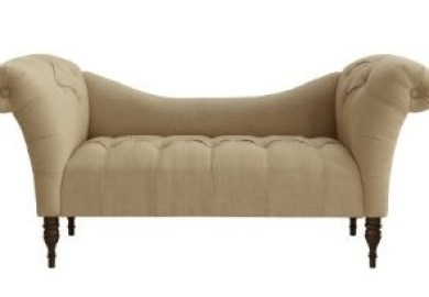 Amazon Tufted Chaise Home Kitchen