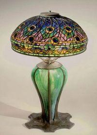 Tiffany art nouveau lamp   Tiffany lamps   Pinterest