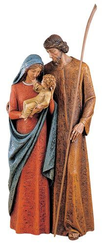 Holy Family ChurchSupplyWarehouse.com #christmas #nativity #jesus #reasonfortheseason