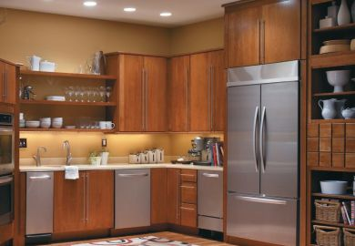 Menards Kitchen Cabinets Layout