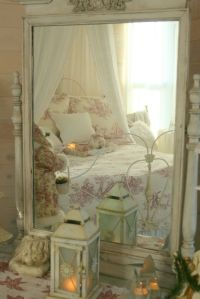 French country bedroom   Shabby Chic Bedrooms   Pinterest
