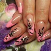 elegant nail design nails