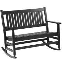 Double Rocking Chair | Gardens | Pinterest