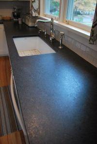 Honed Black Pearl granite | Kitchen | Pinterest