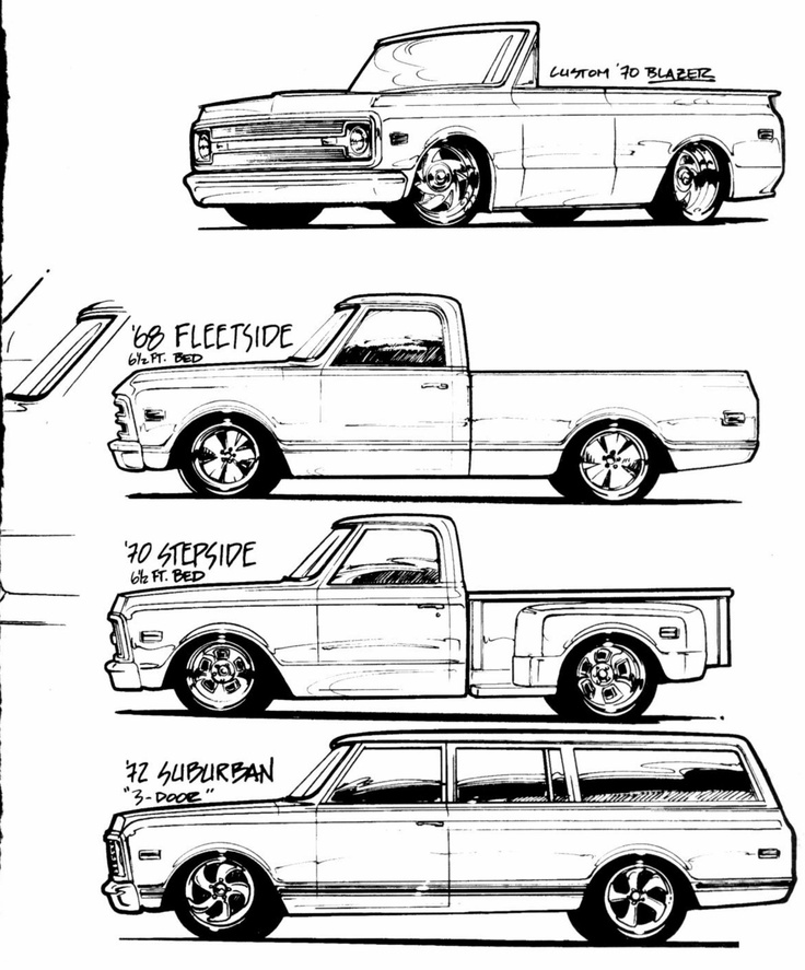 Wiring Diagram For 1972 Chevy C10 Pick Up, Wiring, Free