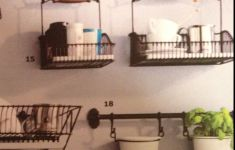 28 Mind-Blowing Kitchen Wall Organizer That Will Inspire And Motivate You