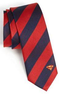 Superman Tie- | ideas I like | Pinterest