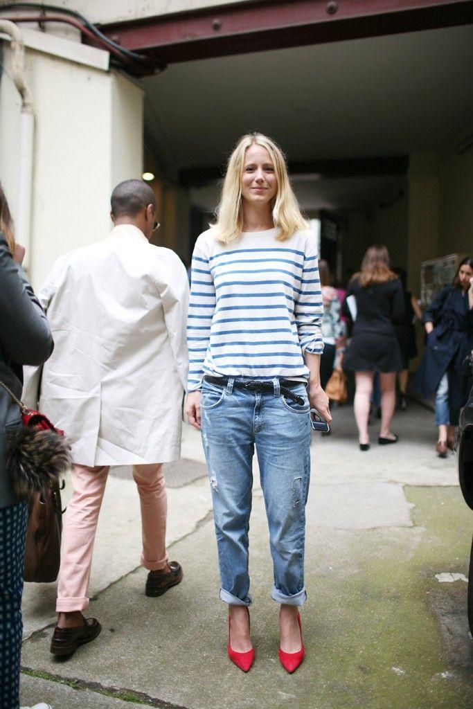 Paris Couture Week street style [Photo by Kuba Dabrowski]