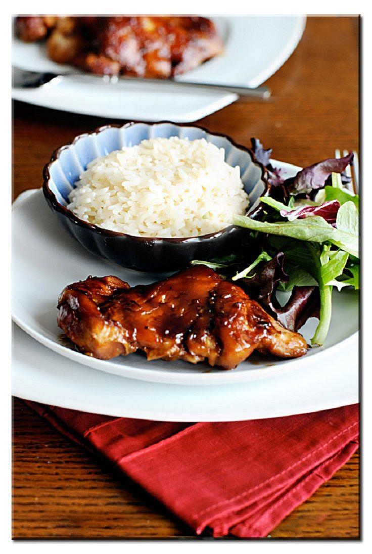 oven baked teriyaki chicken 15 sugarfree main dishes all