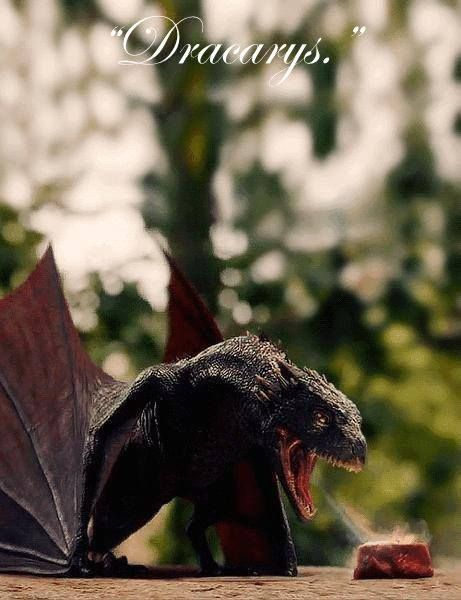 Drogon ~ Game of Thrones Fan Art