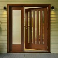 Nice big front door   For The Home   Pinterest