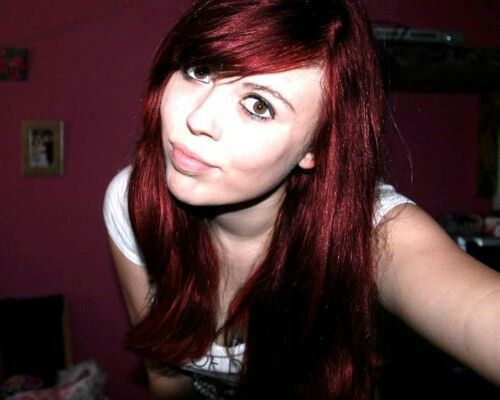 Bold Red Hair Color Ideas