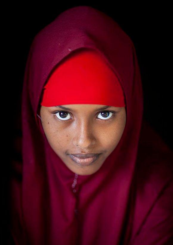 Berbera student - Somaliland by Eric Lafforgue, via Flickr