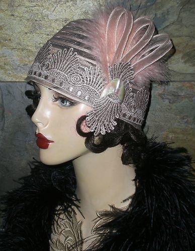 1920s cloche