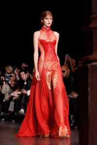 Red gown - Fily Rossi | Evening Dresses and after five ...