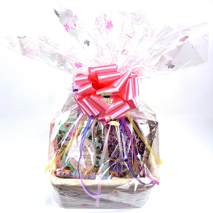 Gift Wrapping Baskets