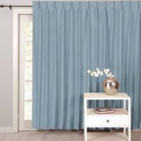 CLOSEOUT! Supreme Palace Antique Satin Pinch-Pleat Lined ...