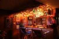 Great home bar | tiki bars | Pinterest