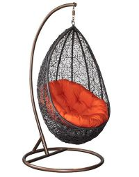 outdoor egg chair | Outdoorsy | Pinterest