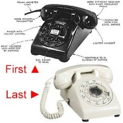 Rotary Dial Telephone Wiring Diagram 1996 Ford Ranger Parts Manual Typewriter ~ Elsavadorla