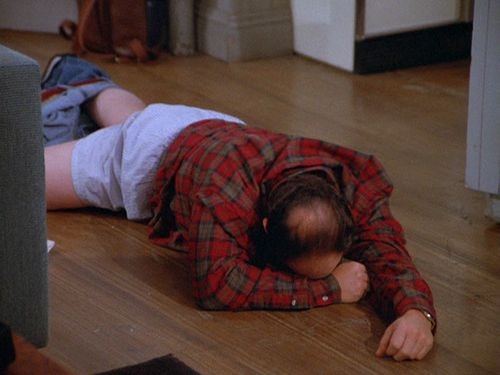i love you George Costanza