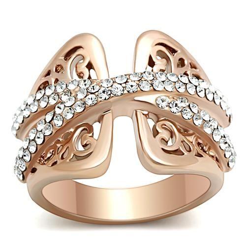 Rose Gold Ring Rose Gold Ring Allergy