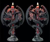 Dragon Candle Holder | Dragons | Pinterest