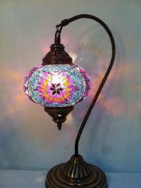 Turkish Handmade Hanging Lamp Pendant Lantern Lighting ...