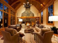 Pin by Rocky Mountain Decor on Log Cabins We Love @ Rocky ...