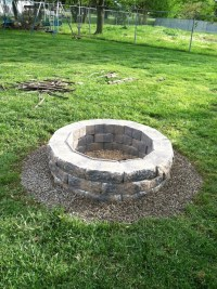 Redneck Fire Pit!!! Easy and cheap!! | Do it yourself ...