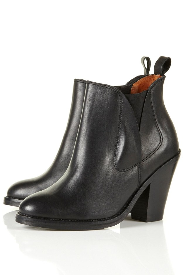 TopShop Anarchy boots (also available in tan)