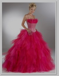dream prom dress