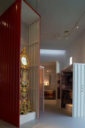 Biennale 2014 / Galerie Kraemer / stand SA1