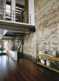 Cool Interiors With Exposed Brick Walls | Home Sweet Home ...